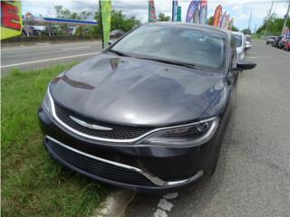CHRYSLER 200 2016, Chrysler Puerto Rico