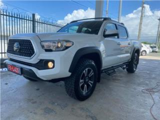 TOYOTA TACOMA STANDAR OFF ROAD 4X4-V6-2018, Toyota Puerto Rico