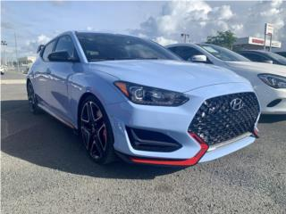 HYUNDAI VELOSTER N PACKAGE STD 2019 , Hyundai Puerto Rico
