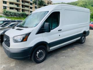 FORD TRANSIT 250 CARGO VAN 2018, Ford Puerto Rico