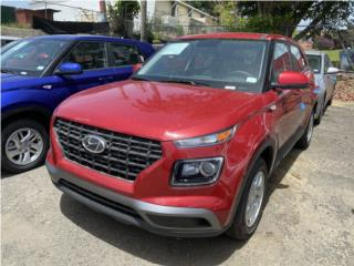 HYUNDAI VENUE 2020- 16,495, Hyundai Puerto Rico