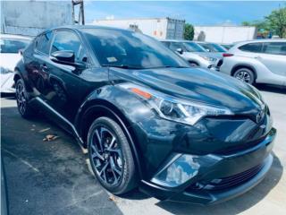 CH R, Toyota Puerto Rico