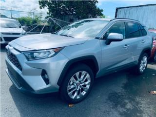 RAV4 XLE PREMIUM, Toyota Puerto Rico