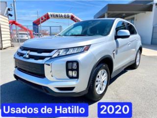 2020 Mitsubishi Sport ASX Pago desde $325, Mitsubishi Puerto Rico