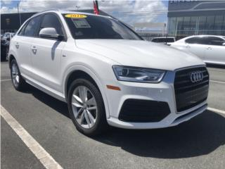 Audi Q3 Premium, Audi Puerto Rico