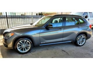 BMW X1 2014, BMW Puerto Rico