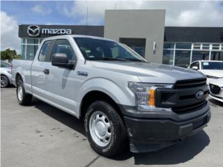 Ford F-150 XL, Ford Puerto Rico