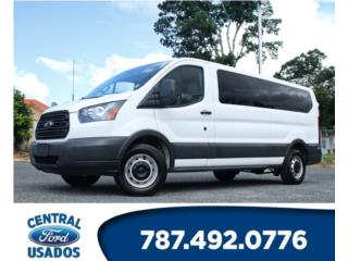 FORD TRANSIT  2018, Ford Puerto Rico