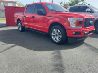 FORD F150 SXT 2018, Ford Puerto Rico
