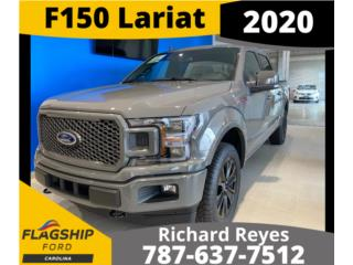 Ford F150 LARIAT Sport2020 MOTOR 3.5TwinTurbo, Ford Puerto Rico