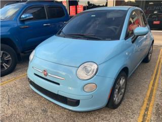 Fiat 500 Pop *Unico en el dealer*, Fiat Puerto Rico
