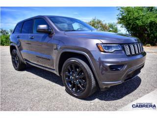 2020 Jeep Grand Cherokee Altitude, Jeep Puerto Rico
