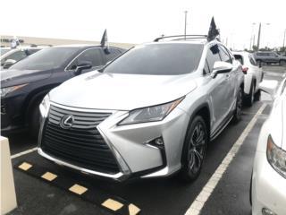 RX 350, Lexus Puerto Rico