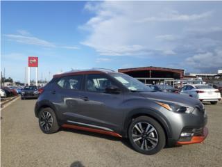 2020 Nissan Kicks SR  Body Kit, Nissan Puerto Rico