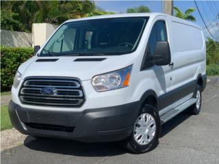 Ford Transit T250, Ford Puerto Rico