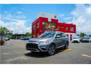 Mitsubishi Outlander 2020 9mil Millas!!, Mitsubishi Puerto Rico