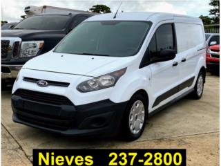 2015 Ford Transit Connect, Ford Puerto Rico