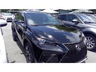NX F Sport, Lexus Puerto Rico