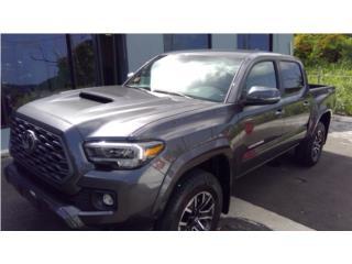 Tacoma TRD Sport 2020, Toyota Puerto Rico