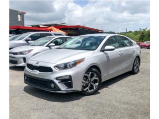 **Kia Forte 2020 Inmaculado**, Kia Puerto Rico