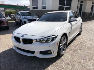 BMW 430I COUPE M PACK #1682, BMW Puerto Rico