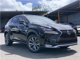 LEXUS NX200 T 2017| SUNROOF , Lexus Puerto Rico