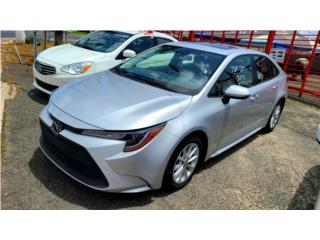 Toyota Corolla 2020 LE, Toyota Puerto Rico