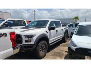 RAPTOR 801 BLANCA MODELO BASE PIEL FULL POWER, Ford Puerto Rico