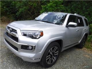 4RUNNER LIMITED EQUIPADA!, Toyota Puerto Rico