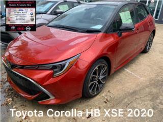 Toyota Corolla HB XSE 2020, Toyota Puerto Rico