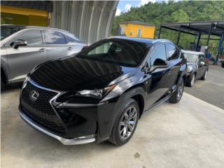 Lexus NX 200T 2017, Lexus Puerto Rico