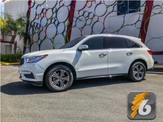 2017 Acura MDX Luxury , Acura Puerto Rico