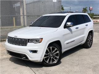 JEEP GRAND CHEROKEE OVERLAND! PRECIOSA!, Jeep Puerto Rico