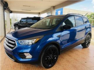 Ford Escape SE 2017 ECO Boost Xtra Clean!, Ford Puerto Rico