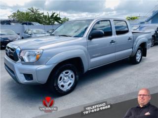 TOYOTA TACOMA SR5 4 CYLIN. 4X2 2015, Toyota Puerto Rico