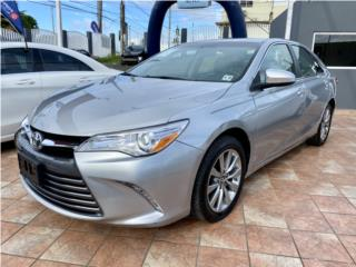 2017 TOYOTA CAMRY XLE ACABADO DE RECIBIR , Toyota Puerto Rico