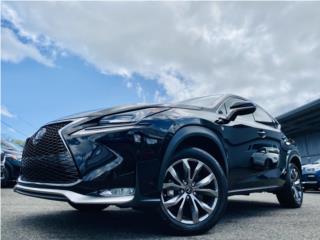 Lexus NX 200t FSport - Pago desde $549, Lexus Puerto Rico