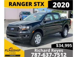 Ford RANGER STX 2020  OFERTA!, Ford Puerto Rico
