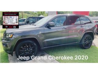 Jeep Grand Cherokee Laredo 4x2, Jeep Puerto Rico
