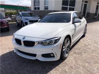 BMW 430I GRAN COUPE M 2018, BMW Puerto Rico