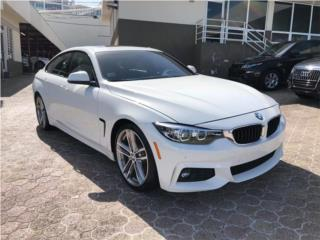 BMW 430I COUPE M PACK 2018, BMW Puerto Rico