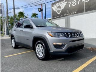 Jeep Compass | 2020 POCO MILLAJE, Jeep Puerto Rico