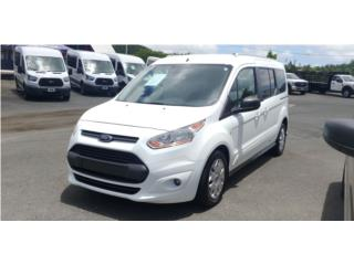 FORD TRANSIT CONNECT 5 PASAJEROS 2017, Ford Puerto Rico