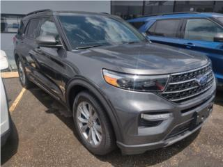 Ford Explorer 2020 XLT magnetic, Ford Puerto Rico