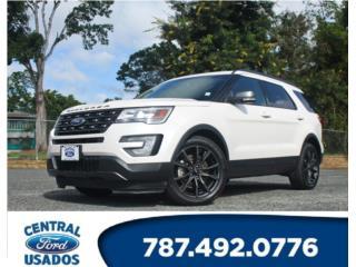 FORD EXPLORER XLT 2017, Ford Puerto Rico