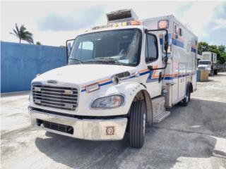 2012 AMBULANCIA FREIGHTLINER EN PUERTO RICO, FreightLiner Puerto Rico