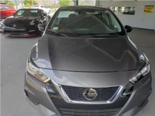 2020 NISSAN VERSA SEDAN, Nissan Puerto Rico