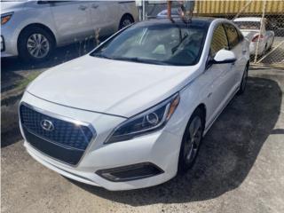 Sonata Hybrid Sport, Hyundai Puerto Rico
