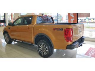 Ranger Lariat FX4**Liquidación Modelos '19**, Ford Puerto Rico