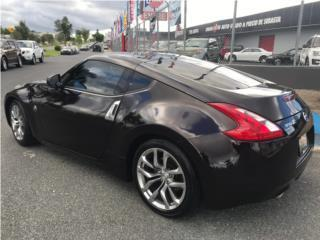 NISSAN 370Z, 2013, COUPE, UNA MAQUINA!, Nissan Puerto Rico